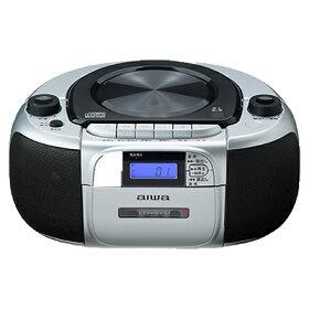 CSD-M20CDラジオカセットレコーダー※2【送料無料】【カードOK】アイワ(AIWA)・デュエット対応、マイク音量調節可能・外部入力をカセットに録れる・AM/FM受信ワイドFM対応・CD-R/RW再生【KK9N0D18P】【RCP】