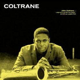 JOHN COLTRANE ジョン・コルトレーン / COLTRANE LPAUDIOPHILE GRADE 180g VINYL【KK9N0D18P】