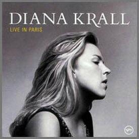【お買い物マラソン・お買い得品多数19日20:00〜24日1:59迄】Diana Krall ダイアナ・クラール / Live In Paris LP【KK9N0D18P】
