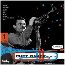 澤野工房 Chet Baker Quartet チェット・ベイカー / Chet Baker Quartet LP【KK9N0D18P】【02P05Nov16】【KK9N0D18P】