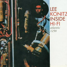Lee Konitz リー・コニッツ / インサイド・ハイ・ファイ LP【KK9N0D18P】