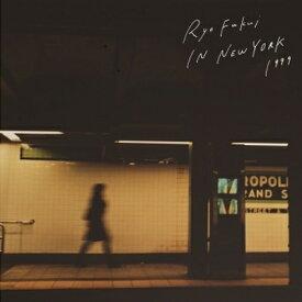 福居良 / Ryo Fukui in New York LP【KK9N0D18P】