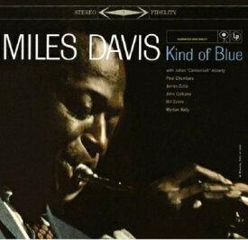 9/2発売予定 MILES DAVIS マイルス・デイビス / Kind Of Blue STEREO 180g重量盤LP【KK9N0D18P】