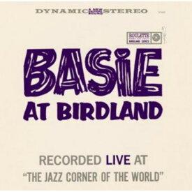 8月中旬発売予定 カウント・ベイシー Count Basie / Basie at Birdland 180gLP【KK9N0D18P】