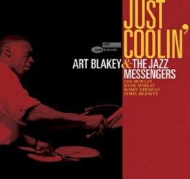Art Blakey / Jazz Messengers アート・ブレイキー / Just Coolin 180グラム重量盤レコード LP【KK9N0D18P】