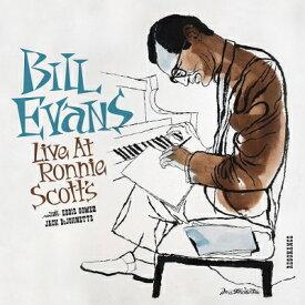 Bill Evans ビル・エヴァンス / Live At Ronnie Scott's【2020 RECORD STORE DAY BLACK FRIDAY 限定盤】輸入盤国内仕様 2枚組180グラム重量盤レコード【KK9N0D18P】