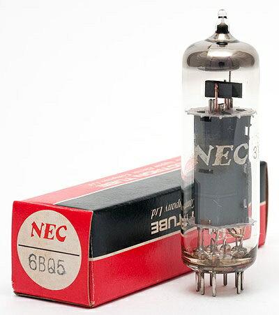 NEC 6BQ5 / MP 2個1組 【KK9N0D18P】【RCP】