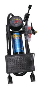 自転車 空気入れ 超カルフットポンプ BOX入 【空気入れ】 【ポンプ】【自転車】【エアーポンプ】: