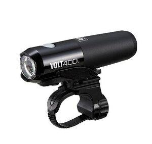 自転車用 ハイパワー充電ライト キャットアイ HL-EL461RC VOLT400 ハンドル対応径22-32mm【送料無料】【ロードバイク】: