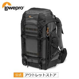 アウトレット Lowepro ロープロ プロトレッカー BP550AW II LP37270-PWW カメラバッグ バックパック ブラック 39L レインカバー付属