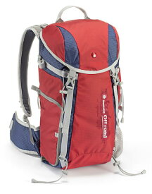 Off road バックパック ハイカー 20L レッド MB OR-BP-20RD [展示品 中古 Bクラス Manfrotto マンフロット]