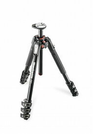 190プロアルミニウム三脚 4段 MT190XPRO4  マンフロット 三脚 manfrotto 撮影機材 カメラ アウトレット
