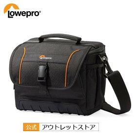 アウトレット Lowepro ロープロ アドベンチュラ SH160 II LP36862-0WW カメラバッグ ショルダーバッグ 一眼レフ ミラーレス レンズ 4.8リットル