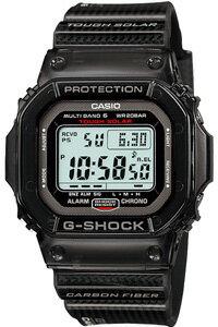 カシオ G-SHOCK 電波時計 スポーツウォッチ 20気圧防水 メンズ デジタル ソーラー電波 腕時計(GW-S5600-1JF)電波ソーラー 1/100秒ストップウォッチ ワールドタイム ELライト付き ランニングウォッチ Gショック CASIO マラソン ランニング 時計