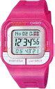 【送料無料】カシオ スポーツウォッチ 5気圧防水 レディース デジタル 腕時計(SD11FBP-204PNK)チープカシオ チプカ…