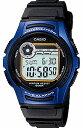 カシオ スポーツウォッチ チープカシオ チプカシ 5気圧防水 メンズ デジタル 腕時計(SDW09P-5505BKBU)カウントダウ…