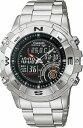 カシオ スポーツウォッチ 10気圧防水 デジタル アナログ 腕時計(AM09P-3901)月齢・ムーンデータ 温度計 ストップウ…