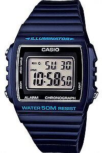ランニングウォッチ カシオ スポーツウォッチ 5気圧防水 デジタル 腕時計(W13MYP-102BLU)1/100秒ストップウォッチ LEDライト付き カシオ CASIO 海外限定 マラソン ランニング ジョギング 時計 ランナーズ ウォッチ 腕時計