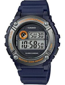 カシオ スポーツウォッチ 5気圧防水 メンズ デジタル 腕時計 ブルー 青 (WH16APP-102BLU) 1/100秒ストップウォッチ LEDライト付き ランニングウォッチ カシオ CASIO 海外限定 マラソン ランニング 時