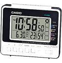 【送料無料】カシオ 電波時計 置時計 デジタル 目覚まし時計 日付・曜日 カレンダー アラーム スヌーズ(CL16SP01) …