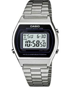 カシオ スポーツウォッチ 5気圧防水 メンズ デジタル 腕時計 メタル ステンレスバンド (BSD20AU04) ストップウォッチ カウントダウンタイマー アラーム カレンダー LED ライト付き ランニングウ