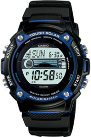カシオ ランニングウォッチ スポーツウォッチ 10気圧防水 ソーラー メンズ デジタル 腕時計 (SD10AUP-601) タイドグラフ ムーンデータ ストップウォッチ カウントダウンタイマー LED ライト付き CASIO 海外限定 マラソン ランニング 時計 アウトドアウォッチ