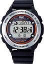 【送料無料】シチズン 電波時計 スポーツウォッチ 10気圧防水 メンズ ソーラー デジタル 腕時計(MHBQ12-002)電波ソ…