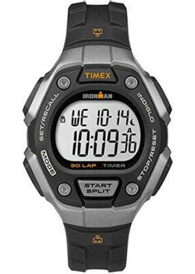 タイメックス スポーツウォッチ 10気圧防水 メンズ レディース デジタル 腕時計(0W5KT89200)ストップウォッチ 30ラップ インターバルタイマー アラーム 日付 曜日 カレンダー ライト付き ランニングウォッチ TIMEX マラソン ランニング 時計