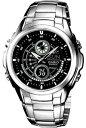 【送料無料】カシオ エディフィス スポーツウォッチ 10気圧防水 デジタル アナログ 腕時計 (SD7MR22) ストップウォ…