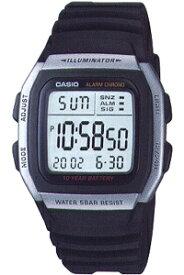 88cb1b3ed7 カシオ スポーツウォッチ 5気圧防水 メンズ デジタル 腕時計(SD8OC44)デュアルタイム 10年電池 ストップウォッチ アラーム  LEDライト付き ランニングウォッチ カシオ ...