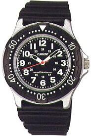 セイコー スポーツウォッチ 10気圧防水 メンズ アナログ 腕時計 ブラック 黒(SK8DC44BLK)ダイバーズ 回転ベゼル 24時間表示 アラビア数字 ランニングウォッチ SEIKO アウトドア マラソン ランニング 時計 ダイバーズウォッチ