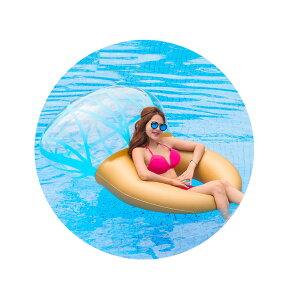 浮き輪 大人用 プール 水遊び 海水浴 水泳 子供用 大人用 強い浮力 大活躍 おもちゃ ボート 超軽量  夏休み 暑さ対策