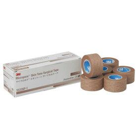 マイクロポア スキントーン サージカルテープ スモール パック 25mm×9.1m 6巻入 1533SP-1