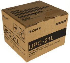 ソニー カラープリントパック (L) UPC-21L (50枚×4パック)