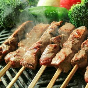 焼き鳥(焼鳥/やきとり/串焼き) バーベキュー(bbq/BBQ) 肉セット 焼肉セット ダチョウ肉 ダチョウ串 5本 冷凍 オーストラリア産 冷凍食品 おかず バーベキュー インスタ映え グッズ ネタ バーベ