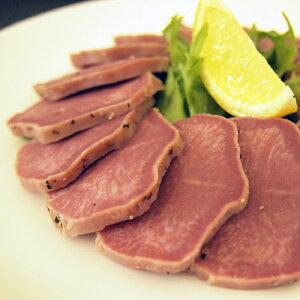 オーガニック《イタリア産・ホエー豚 豚タン》パストラミ 冷凍