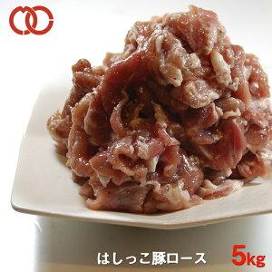 [ 送料無料 訳あり ] はしっこ 豚ロース メガ盛り 5kg【豚肉 ステーキ肉 はしっこ ステーキ 訳あり 焼肉】 訳あり 在庫処分 食品※北海道・九州・四国は追加送料598円、沖縄・離島は追加送料