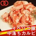 イベリコ豚 中落ち カルビ 500g 【豚肉 カルビ 豚バラ イベリコ ポーク】