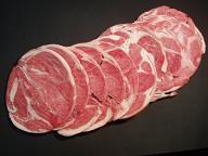 ラムショルダー500g 3.5ミリ スライス ニュージランド産便利なバラ凍結ですジンギスカン料理に(仔羊肩肉)ラム肉/ラム/ラムショルダー/ジンギスカン