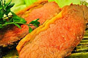 オーストラリア産 牛ロース(ブロック)500g サーロインステーキ ローストビーフ用 サーロイン 赤身ステーキ/ステーキ/牛肉/ステーキ肉
