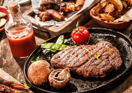 アメリカと言えば、リブステーキ米国産 リブロース(ステーキ用)200g  リブアイロース リブアイロール/ステーキ/牛肉/ステーキ肉