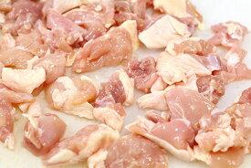 国産 鶏もも切り落とし 1kg