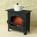 めでたや遊び暖炉