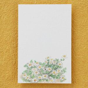 季節の絵はがき[秋]竜脳菊(りゅうのうぎく)