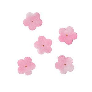 お祝いオーナメント 梅(12枚入り)和紙きり絵