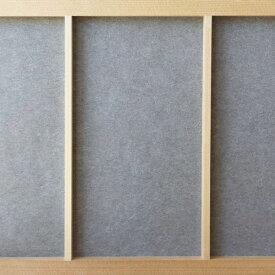 インテリア障子紙カラー和紙 ねずみ(15-11)[美濃判サイズ]【幅28cm×長さ3m】(006167)