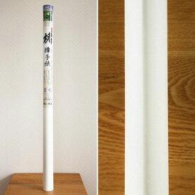 楮 障子紙雲竜 白(KZ-02)【幅94cm×長さ4.3m】(013486)