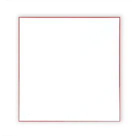 肌吉紙 四方紅 六寸
