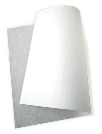 合せ揉み紙 白