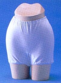 キャロン 吸水ズロース 女性用 白 LLサイズ